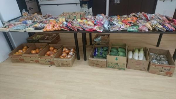 今日の品ぞろえ①お野菜もたくさんあります